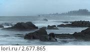 Купить «Вечерний пейзаж - берег тропического океана», фото № 2677865, снято 4 июня 2011 г. (c) pzAxe / Фотобанк Лори