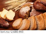 Купить «Хлеб», фото № 2680993, снято 21 августа 2018 г. (c) Юдин Владимир / Фотобанк Лори