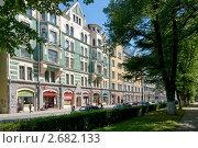 Купить «Выборг. Виды города», эксклюзивное фото № 2682133, снято 18 июля 2011 г. (c) Александр Алексеев / Фотобанк Лори