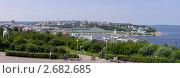 Купить «Чебоксарский залив», фото № 2682685, снято 16 августа 2018 г. (c) Рыжов Андрей / Фотобанк Лори