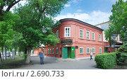 Купить «Лавка Чеховых в Таганроге», фото № 2690733, снято 26 мая 2010 г. (c) Игорь Струков / Фотобанк Лори
