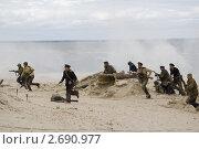 Атака морской пехоты. Стоковое фото, фотограф Давыдов Юрий / Фотобанк Лори