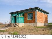 Сельский магазин «Продукты» Стоковое фото, фотограф Борис Панасюк / Фотобанк Лори