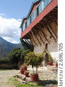 Купить «Старая постройка. Коринфос, Греция», фото № 2696705, снято 10 апреля 2011 г. (c) EXG / Фотобанк Лори
