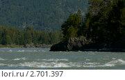 Горная река. Стоковое видео, видеограф Игорь Тирский / Фотобанк Лори