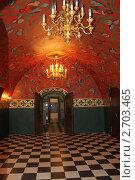 Купить «Дворец Юсупова», фото № 2703465, снято 7 августа 2011 г. (c) Высоцкая Вероника / Фотобанк Лори