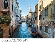 Венеция (2011 год). Стоковое фото, фотограф Юрий Брыкайло / Фотобанк Лори