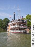 Купить «Корабль «Молли Браун»», фото № 2710201, снято 4 мая 2011 г. (c) Parmenov Pavel / Фотобанк Лори