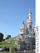 Купить «Замок Спящей красавицы», фото № 2712449, снято 4 мая 2011 г. (c) Parmenov Pavel / Фотобанк Лори