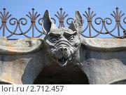 Купить «Кладбище в «Поместье призраков»», фото № 2712457, снято 4 мая 2011 г. (c) Parmenov Pavel / Фотобанк Лори