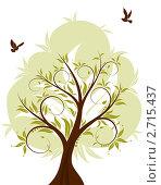 Купить «Дерево», иллюстрация № 2715437 (c) Алексей Тельнов / Фотобанк Лори