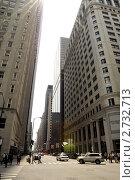 Улицы Чикаго. Редакционное фото, фотограф Столыпин Борис / Фотобанк Лори