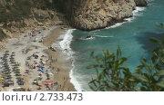 Купить «Голубая лагуна», видеоролик № 2733473, снято 19 августа 2011 г. (c) Виталий Романович / Фотобанк Лори