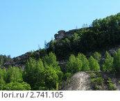 Жигулевские горы. Гора Верблюд (2011 год). Редакционное фото, фотограф Светлана Кириллова / Фотобанк Лори