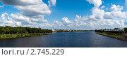 Купить «Волга», фото № 2745229, снято 21 августа 2011 г. (c) Сергей Пестерев / Фотобанк Лори