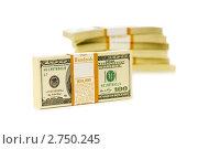 Купить «Доллары», фото № 2750245, снято 25 апреля 2009 г. (c) Elnur / Фотобанк Лори