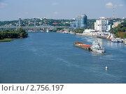Купить «Река Дон в Ростове-на-Дону», фото № 2756197, снято 24 августа 2011 г. (c) Борис Панасюк / Фотобанк Лори