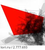 Купить «Абстрактный геометрический фон», иллюстрация № 2777693 (c) Владимир / Фотобанк Лори