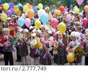 Купить «Первое сентября», фото № 2777749, снято 1 сентября 2011 г. (c) Володина Ольга / Фотобанк Лори