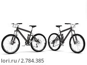 Велосипед. Стоковая иллюстрация, иллюстратор Дмитрий Солодянкин / Фотобанк Лори