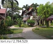 Купить «Таиланд. Отель», эксклюзивное фото № 2784529, снято 20 января 2020 г. (c) lana1501 / Фотобанк Лори