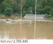 Купить «Последствия ураганов Айрин и Катя. Irene. Katya. Наводнение», фото № 2785445, снято 6 мая 2007 г. (c) EXG / Фотобанк Лори