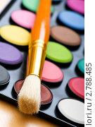 Купить «Акварельные краски», фото № 2788485, снято 29 августа 2010 г. (c) Elnur / Фотобанк Лори