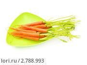 Свежая морковь. Стоковое фото, фотограф Elnur / Фотобанк Лори