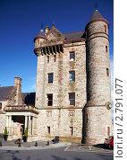 Замок Белфаст, Северная Ирландия (2009 год). Стоковое фото, фотограф Serg Zastavkin / Фотобанк Лори