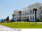 Дворец Ливадия, Крым, Украина (2011 год). Редакционное фото, фотограф Наталья Двухимённая / Фотобанк Лори