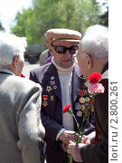 Ветераны (2011 год). Редакционное фото, фотограф Арсёнова Галина / Фотобанк Лори