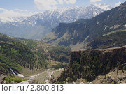 В горной Индии (2011 год). Стоковое фото, фотограф Виктор Карасев / Фотобанк Лори