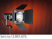 Купить «Осветительный прибор», фото № 2801673, снято 4 апреля 2011 г. (c) Elnur / Фотобанк Лори