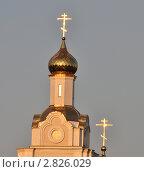 Свет Православия. Стоковое фото, фотограф Ольга Першина / Фотобанк Лори