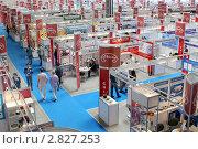 Крокус Экспо международный выставочный центр (2011 год). Редакционное фото, фотограф Клыкова Инна / Фотобанк Лори