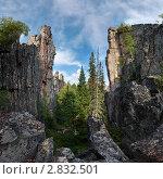 Купить «В горах Урала», фото № 2832501, снято 4 сентября 2011 г. (c) Рамиль Юсупов / Фотобанк Лори