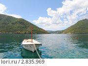 Купить «Лодка в Перасте», фото № 2835969, снято 26 июля 2011 г. (c) Шейнина Ольга / Фотобанк Лори
