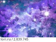 Купить «Звёздное небо», иллюстрация № 2839745 (c) Карелин Д.А. / Фотобанк Лори