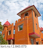 Мой дом - моя крепость (2011 год). Редакционное фото, фотограф Сергей Соболев / Фотобанк Лори