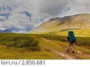 К главной вершине Урала. Стоковое фото, фотограф Тимур Кузяев / Фотобанк Лори