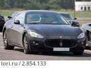 Купить «Автомобиль Maserati (Мазерати)», эксклюзивное фото № 2854133, снято 31 июля 2011 г. (c) Литвяк Игорь / Фотобанк Лори