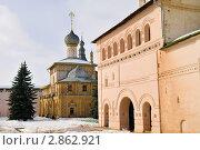 Церковь Одигитрии Ростовского Кремля (2009 год). Редакционное фото, фотограф Денис Ларкин / Фотобанк Лори