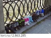 Прокат роликовых коньков (2011 год). Редакционное фото, фотограф Андрей Дегтярев / Фотобанк Лори
