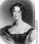 Купить «Английская аристократка Сара Вилье», иллюстрация № 2868837 (c) Georgios Kollidas / Фотобанк Лори
