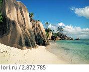 Сейшельские острова. Стоковое фото, фотограф Leksele / Фотобанк Лори