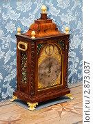 Старинные часы (2011 год). Редакционное фото, фотограф Вячеслав Палес / Фотобанк Лори