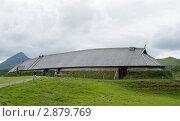 Купить «Музей викингов. Лофотенские острова. Норвегия», фото № 2879769, снято 23 июля 2010 г. (c) Ирина Крамарская / Фотобанк Лори
