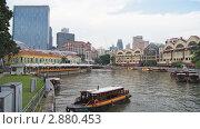 Сингапур (2010 год). Редакционное фото, фотограф Вадим Иванов / Фотобанк Лори
