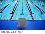 Бассейн. Стоковое фото, фотограф Losevsky Pavel / Фотобанк Лори