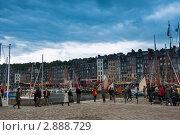 Купить «Онфлёр. Нормандия. Франция», фото № 2888729, снято 8 октября 2011 г. (c) Екатерина Овсянникова / Фотобанк Лори